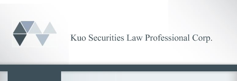 Kuo Securities Law Professional Corporation