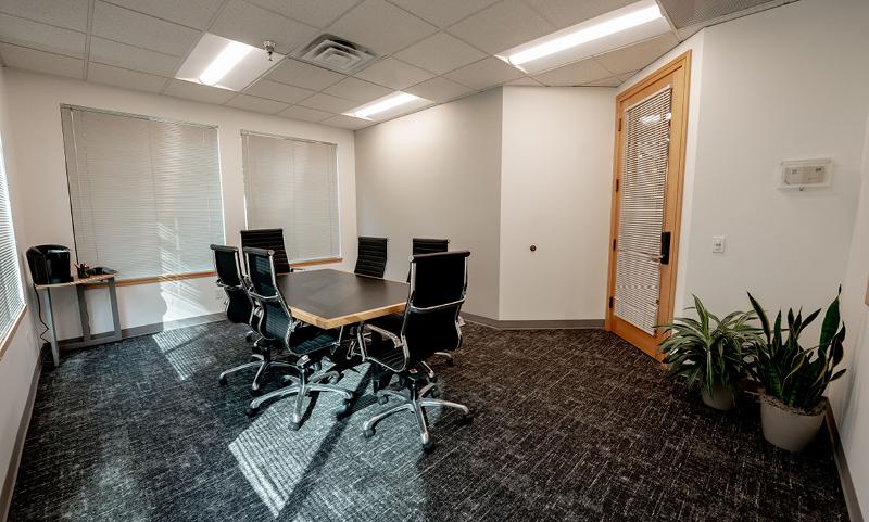 The Oak Room:Medium Meeting Room