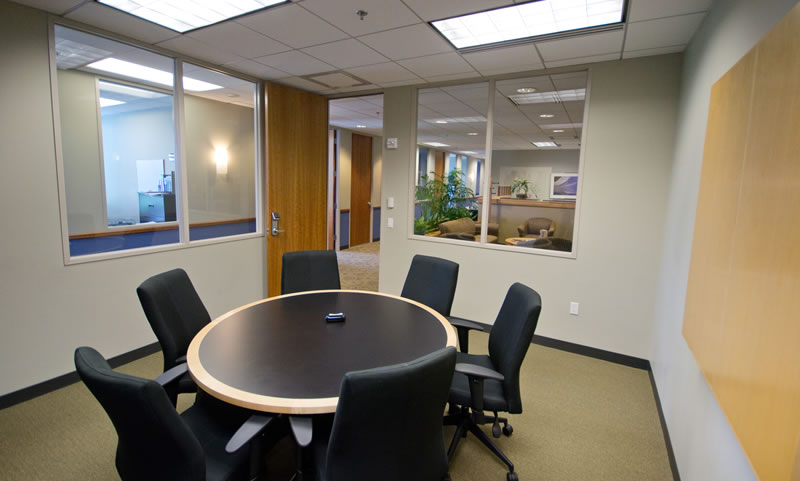 Round Conference Room - Ext 2018